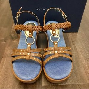 9021b6c005be27 Tommy Hilfiger Shoes - NIB Tommy Hilfiger Kids Girls Desiree Rope Shoes